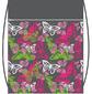 Сумка для обуви Silwerhof 840374 Летние сны серый 35x43см 1 отдел. карм. нейлон