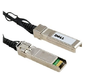 DELL Cable SFP+ to SFP+ 10GbE Copper Twinax Direct Attach Cable,   0.5 Meter - Kit