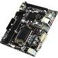 Мат.плата GigaByte GA-H81M-S2V S1150 <H81> PCI-E Dsub+DVI GbLAN SATA 2xUSB3.0 MicroATX 2DDR3  (RTL)