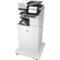 Лазерное многофункциональное устройство HP Color LaserJet Enterprise Flow M681z MFP  (p /  c /  s /  f,  A4,  600dpi,  47  (47) ppm,  1,  5Gb,  HDD320enc,  5trays 100+4x550,  ADF150,  Duplex,  stand,  stepler,  USB /  GigEth,  1ywarr,  Cart.B12,  5&CMY10,  5Kpages,  repl. CZ250A)