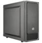 Cooler Master MasterBox E500L,  2xUSB3.0,  1x120Fan,  w / o PSU,  Black w / BLUE line,  ATX