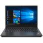 """Lenovo ThinkPad E14-IML Intel Core i3-10110U,  Intel UHD Graphics,  4GB,  256гб SSD,  14.0"""" FHD  (1920x1080)IPS,  WiFi,  BT,  720P,  3-cell,  FreeDOS,  black,  1.75kg,  1y.c.i"""