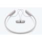 Беспроводная over-neck гарнитура с поддержкой Hi Res Audio,  цвет бежевый