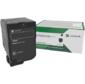 Lexmark CS720,  CS725 Black High Yield Return Program Toner Cartridge 20, 000 pages  CS720,  CS725