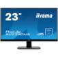 "Iiyama XU2390HS-B1 LCD 23"" [16:9] 1920х1080 IPS,  nonGLARE,  250cd / m2,  H178° / V178°,  5М:1,  5ms,  VGA,  DVI,  HDMI,  Tilt,  Speakers,  3Y,  Black"