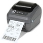 DT Printer GX420d; 203dpi,  EU and UK Cords,  EPL2,  ZPL II,  USB,  Serial,  Centronics Parallel