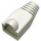 Защитные колпачки Lanmaster TWT-BO-6.0-WH / 100  (упак.:100шт) 100м белый