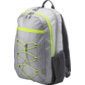 "Active Backpack Grey / Neon Yellowcons  (for all hpcpq 10-15.6"" Notebooks) cons"