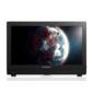 "Lenovo S20-00 19.5"" HD+ 1600x900,  Intel Celeron J1800,  4Gb,  500Gb,  HDG,  DVDRW,  CR,  FreeDOS,  Eth,  WiFi,  65W,  клавиатура,  мышь,  Cam,  черный"