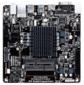 Gigabyte GA-J1800N-D2H CPU Atom integrated nA DDR3 mini-ITX AC`97 8ch (7.1) GbLAN SATA2 VGA+HDMI