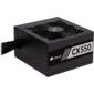 Corsair CX 550W RTL CP-9020121-EU {550W,  ATX,  120mm,  5xSATA,  2xPCI-E,  APFC}