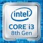 Intel Desktop Core i3-8100,  3.6GHz,  6MB,  LGA1151,  Intel UHD 630,  65W,  OEM