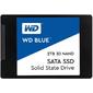 """SSD жесткий диск SATA2.5"""" 2TB TLC BLUE WDS200T2B0A WDC"""