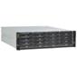 Infortrend EonStor DS1000 Gen2 3U / 16bay / Dual controller 2x12Gb SAS EXP / 8x1G iSCSI + 2x host board slot (s) / 2x2GB / 2x (PSU+FAN) / 2x  (Super capacitor+Flash) / 16xdrive tray / Rackmount (DS1016R2C000B-8U32)