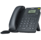 SIP-T19P E2 SIP-телефон,  1 линия,  PoE  (без блока питания)