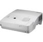 NEC projector UM301X LCD,  1024x768 XGA,  3000lm,  6000:1,  D-Sub,  HDMI,  RCA,  RJ-45,  Lamp:8000hrs