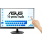 "ASUS 21.5"" VT229H Touch IPS LED,  1920x1080,  5ms,  250cd / m2,  178° / 178°,  100mln:1,  D-SUB,  HDMI,  USB,  колонки,  Tilt,  VESA,  Black,  90LM0490-B01170"
