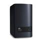 Сетевое хранилище NAS WD Original 4Tb WDBSHB0040JCH-EEUE My Cloud EX2 Ultra 2xDisk 2-bay