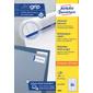 Этикетки Avery Zweckform 3666 A4 97x21.2мм 65шт на листе / 70г / м2 / 100л. / белый матовое самоклей. универсальная