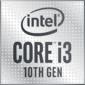 CPU Intel Socket 1200 Core i3-10100F  (3.6Ghz / 6Mb) tray