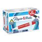 Набор маркеров для досок Paper Mate 2071062 Sharpie пулевидный пиш. наконечник красный коробка  (12шт.)