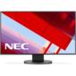 "NEC MultiSync EX241UN-BK black 24"" LCD LED monitor,  IPS,  16:9,  1920x1080,  6ms,  250cd / m2,  1000:1,  178 / 178,  D-Sub,  DVI-D,  DP,  HDMI,  DP Out,  4хUSB 3.0,  HAS 100mm,  Swiv 170 / 170,  Tilt,  Pivot,  Speakers 1Wx2,  VESA 100x100 mm"
