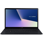 "ASUS Zenbook S UX391UA-EG007R 13.3""(1920x1080 (матовый))/Intel Core i7 8550U(1.8Ghz)/16384Mb/512SSDGb/noDVD/Int:Intel HD Graphics 620/Cam/BT/WiFi/bag/war 1y/1kg/Deep Dive Blue/W10Pro"