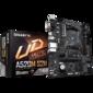 Материнская плата Gigabyte A520M S2H Soc-AM4 AMD A520 2xDDR4 mATX AC`97 8ch (7.1) GbLAN RAID+VGA+DVI+HDMI