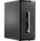 HP ProDesk 400 G3 MT Core i3-6100,  4GB DDR4-2133 DIMM  (1x4GB),  500GB 7200 RPM,  SuperMulti DVDRW,  USBkbd,  USBmouse, FreeDOS,  1-1-1 Wty