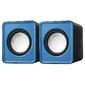 CBR CMS 303 Blue 2.0 CBR CMS 303,  Blue. 2x3W,  USB
