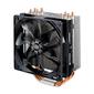 Cooler Master CPU Cooler Hyper 212 EVO Intel 1366 / 1156 / 1155 / 775,  AMD FM1 / AM3+  (TDP 180W,  4xCuprum Heat pipes,  600-1600 об / мин,  120x120x25,  9-31dBA,  4pin,  10pcs / box)