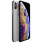 "Смартфон Apple MT542RU / A iPhone XS MAX 256Gb серебристый моноблок 3G 4G 6.5"" 1242x2688 iPhone iOS 12 12Mpix WiFi BT GPS GSM900 / 1800 GSM1900 TouchSc Ptotect MP3"