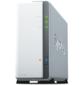 Synology DS119j DC 800GhzCPU / 256Mb / upto 1HDDs / SATA (3, 5'') / 2xUSB / 1GigEth / iSCSI / 2xIPcam (upto 5) / 1xPS / 2YW