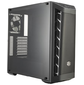 Cooler Master MasterBox MB511,  2xUSB3.0,  1x120 Fan,  w / o PSU,  Black,  White Trim,  Mesh Front Panel,  ATX