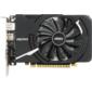 MSI PCI-E GTX 1050 Ti AERO ITX 4G OCV1 nVidia GeForce GTX 1050TI 4096Mb 128bit GDDR5 1341 / 7008 DVIx1 / HDMIx1 / DPx1 / HDCP Ret