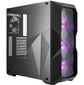 Cooler Master MasterBox TD500,  USB3.0x2,  3x120 RGB Fan,  1x120Fan,  Black,  ATX,  w / o PSU