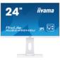 "Монитор Iiyama 23.8"" ProLite XUB2492HSU-W1 белый IPS LED 5ms 16:9 HDMI M / M матовая HAS Pivot 1000:1 250cd 178гр / 178гр 1920x1080 D-Sub DisplayPort FHD USB 5.45 кг"