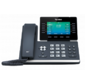"YEALINK SIP-T54W SIP-телефон,  цветной экран 4.3"",  16 SIP аккаунтов,  Wi-Fi,  Bluetooth,  Opus,  10*BLF,  PoE,  USB,  GigE,  БЕЗ БП"
