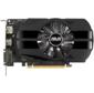 Видеокарта Asus PCI-E PH-GTX1650-4G nVidia GeForce GTX 1650 4096Mb 128bit GDDR5 1485 / 8002 DVIx1 / HDMIx1 / DPx1 / HDCP Ret