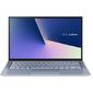 """ASUS Zenbook 14 UX431FA-AM022R Intel Core i5-8265U / 8192Mb / 256гб SSD / Intel UHD 620 / 14.0""""FHD IPS AG (1920x1080) / WiFi / BT / Cam / 4 way speakers / Win10Pro64 / Illum KB / 1.49kg / Utopia Blue Metal + bag"""