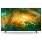 "Телевизор ЖК Sony 65"",  UHD,  HDR,  DVB-T2 / C / S2,  X-Balanced Speaker,  Android TV,  Airplay2,  черный"