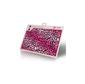 "Наклейка для ноутбука 12--17"" G-CUBE Laptop Sticker  (Lux Leopard Pink) GSL-17P"
