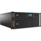 Vertiv Liebert GXT5 1ph UPS,  10kVA,  input plug - hardwired,  5U,  output – 230V,  hardwired,  output socket groups  (4)C13 &  (4)C19