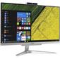 "Моноблок Acer Aspire C24-865 23.8"" Full HD i3 8130U  (2.2) 8Gb SSD128Gb UHDG 620 CR Windows 10 Home GbitEth WiFi BT 65W клавиатура мышь Cam серебристый 1920 x 1080"