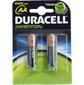 Аккумуляторная батарея Duracell HR6-2BL 2400mAh 2-шт