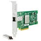 HP StorageWorks FCA 81Q 8Gb FC Host Bus Adapter PCI-E for Windows,  Linux  (LC connector),  incl. h / h & f / h. brckts  (replace AE311A)