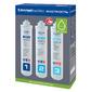 Барьер Р223Р00 Комплект картриджей ЭКСПЕРТ Жесткость для проточных фильтров ресурс:10000л  (упак.:3шт)