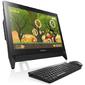 "Моноблок Lenovo C20-00 19.5"" HD+ Cel J3160  (1.60) / 4Gb / 500Gb 5.4k / HDG400 / DVDRW / CR / Windows 10 64 / GbitEth / WiFi / клавиатура / мышь / Cam / черный 1600x900"