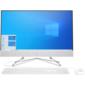 """Моноблок HP 24-df1000ur 23.8"""" Full HD i3 1115G4  (3) / 4Gb / SSD128Gb / UHDG / CR / Windows 10 / GbitEth / WiFi / BT / 65W / клавиатура / мышь / Cam / белый 1920x1080"""
