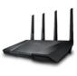 ASUS WiFi Router RT-AC87U WLAN 2.3Gbps,  Dual-band 2.4GHz+5.1GHz,  802.11ac+4xLAN RG45 GBL+1xWAN GBL+1xUSB3.0+1xUSB2.0,  4x ext. Antenna